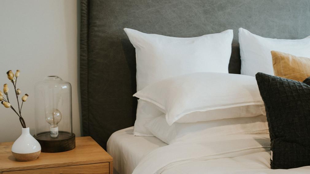 The Ellesmere bedroom