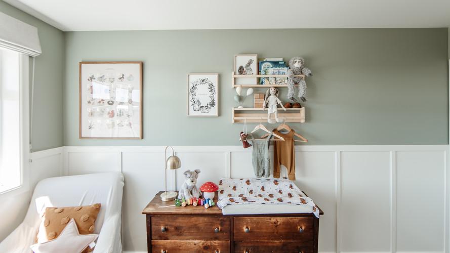 Braeburn child's bedroom
