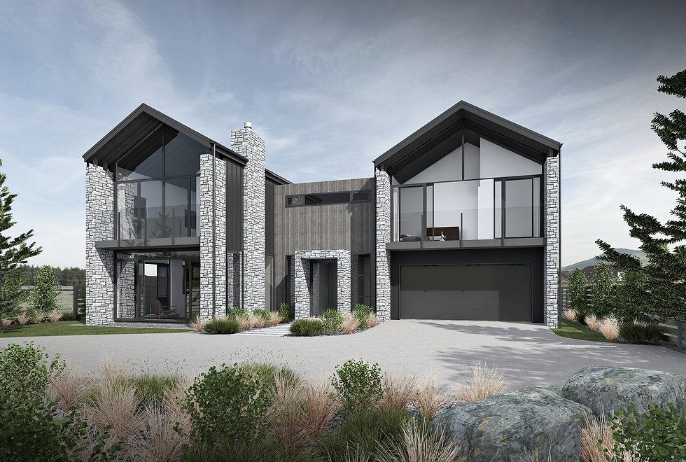 Rangitoto house plan