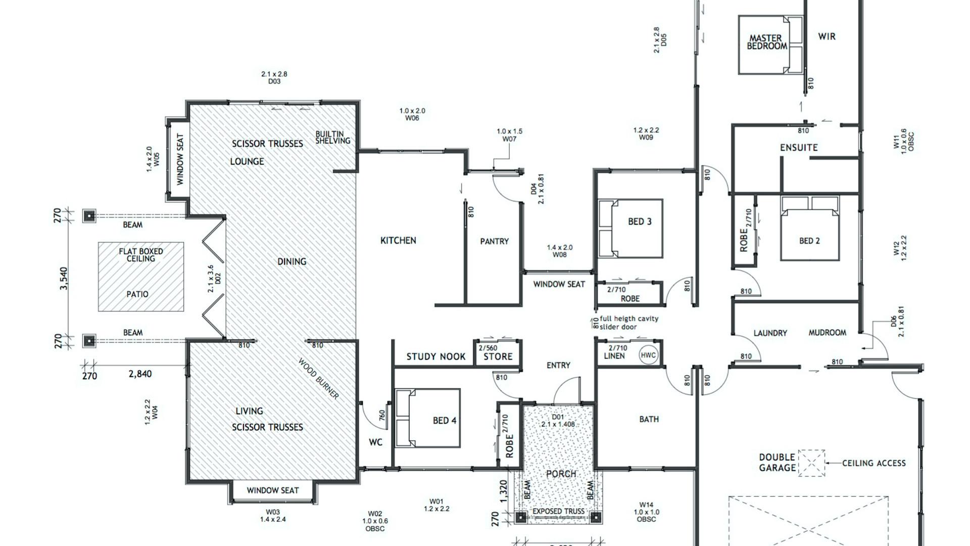 Braeburn Floorplan