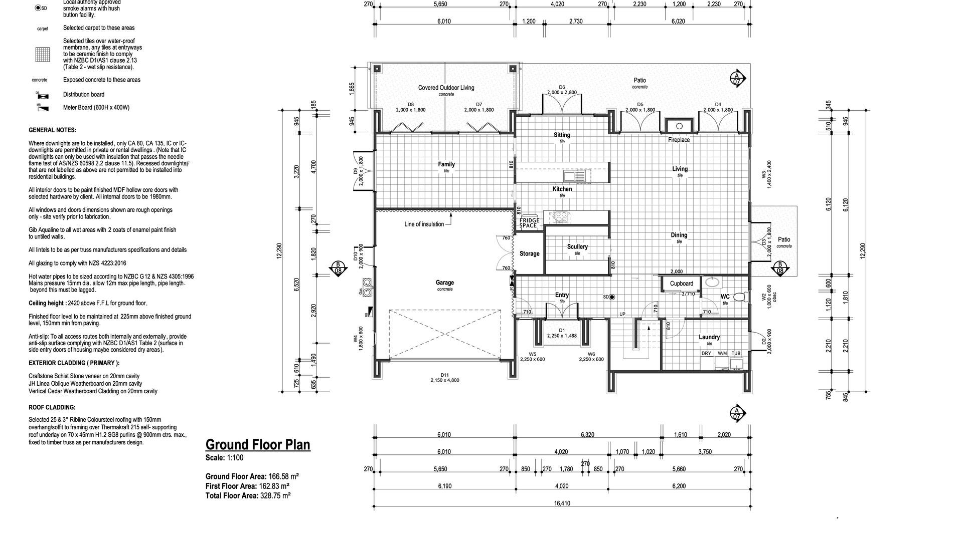 St Thomas Floorplans & Elevations 2