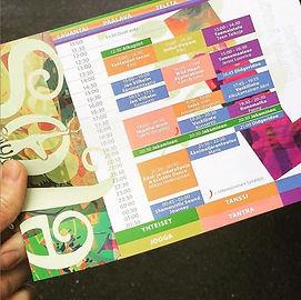 elos program leaflet