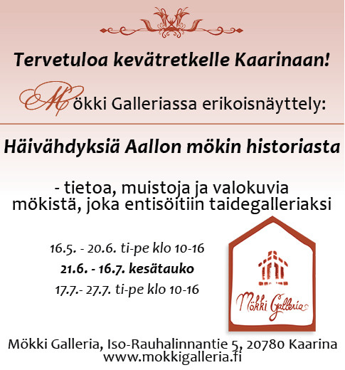 Turkulainen Advertisement