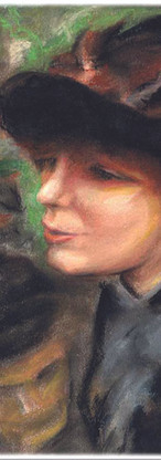 E. Degas detail
