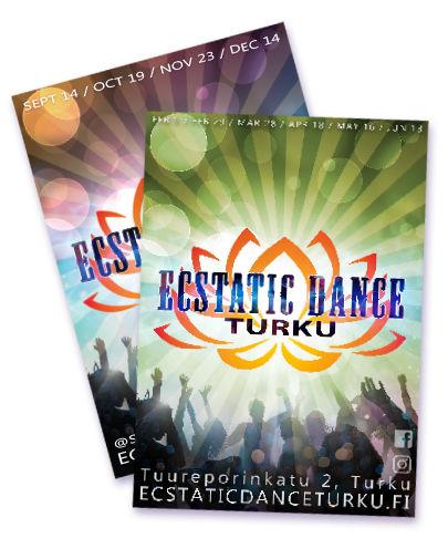 Ecstatic Dance Turku Designs