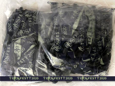 Wristbands / Event Entry 2020