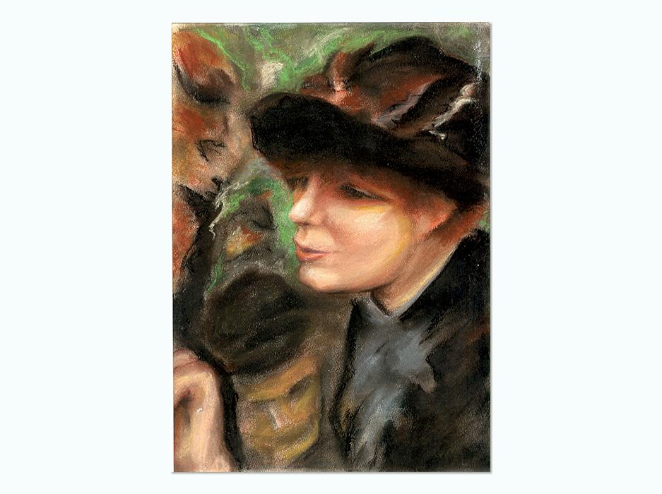 Detail Degas