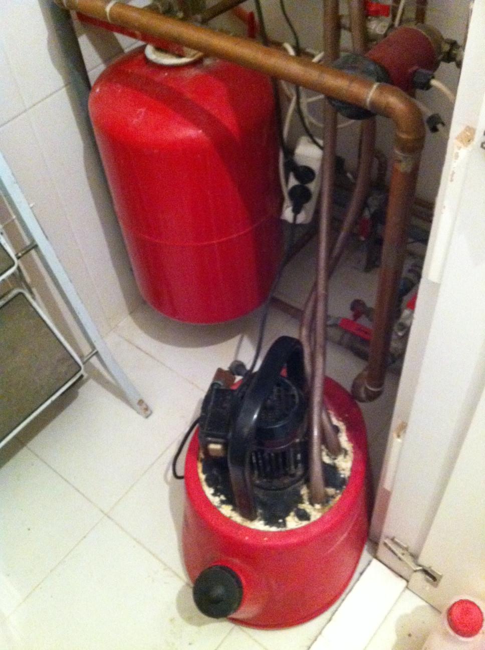 Servisna pumpa
