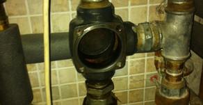 Zamjena uloška na mješajućem ventilu