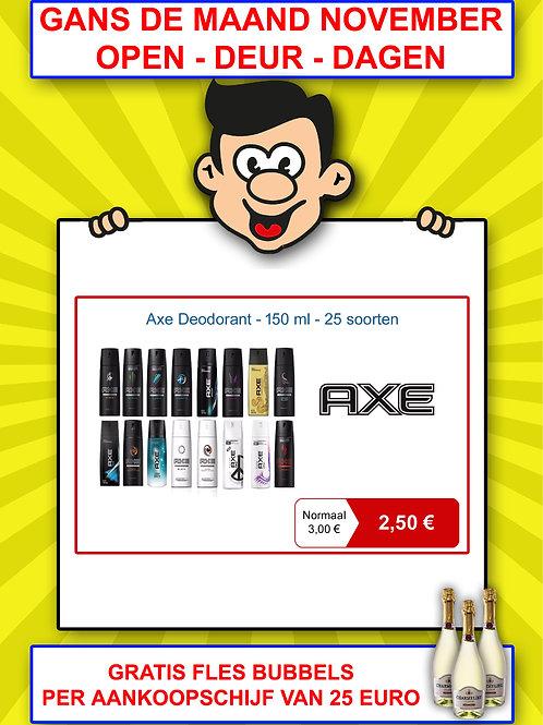 Axe deodorant - 150 ml