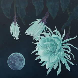 Familiar Moon, Strange Bloom