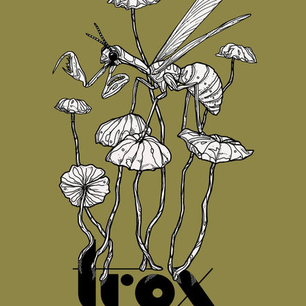 Trox Gallery first anniversary t-shirt design