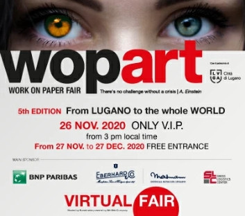 WOPART LUGANO - Work on Paper Fair