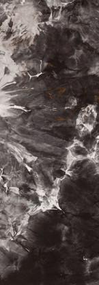 Running water II 《活水之二》 Watercolor  水彩 97x181cm 2011