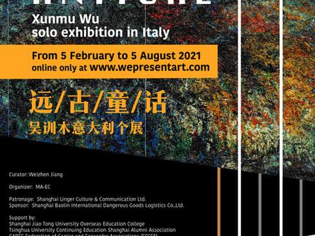 Mostra virtuale | Fiabe antiche - Xunmu Wu solo exhibition