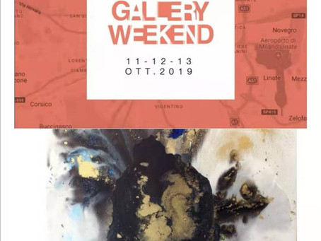 Milano Gallery Weekend 2019 | The flower in the mirror and moon in the water