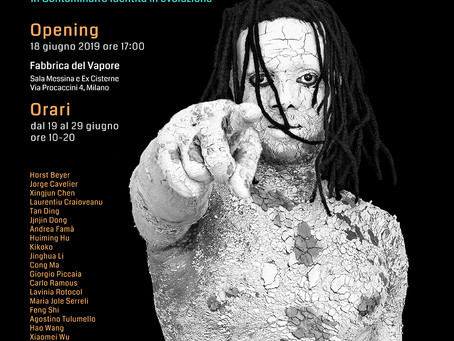 Contemporary Art Milan in Contaminafro - Identità in Evoluzione | Fabbrica del vapore Milano