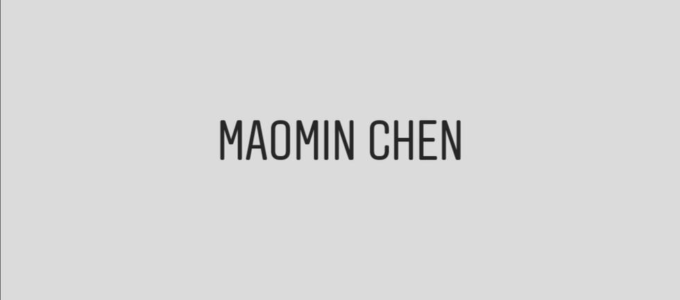 Maomin Chen