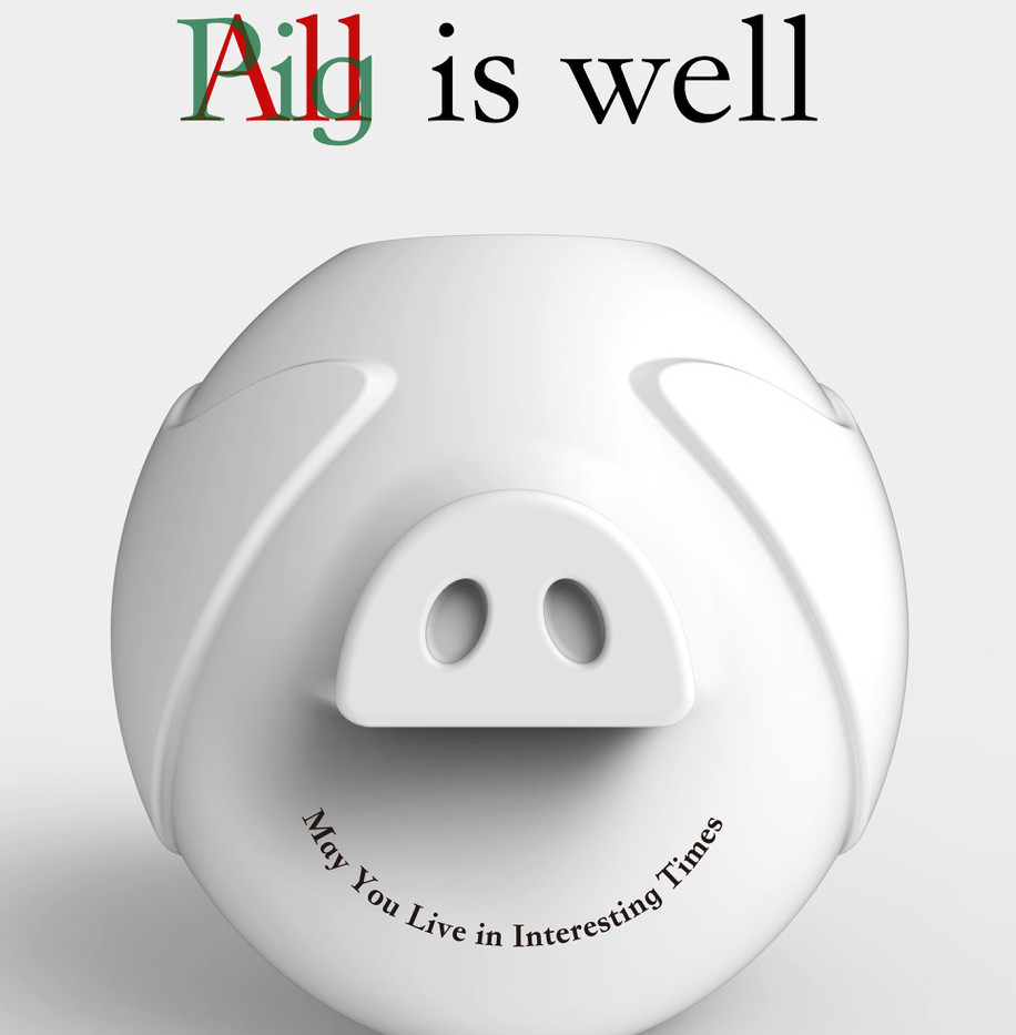 All (Pig) is well
