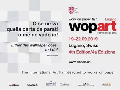 WOPART FAIR -LUGANO