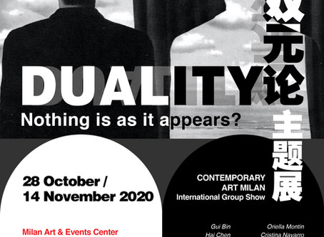 DUALITY-NOTHING IS AS IT APPEARS? | 双元论主题展