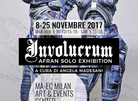 InvolucrumAfran solo exhibition