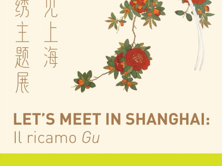 Let's meet in Shanghai | Il ricamo Gu