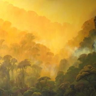 Cordilleras del oro