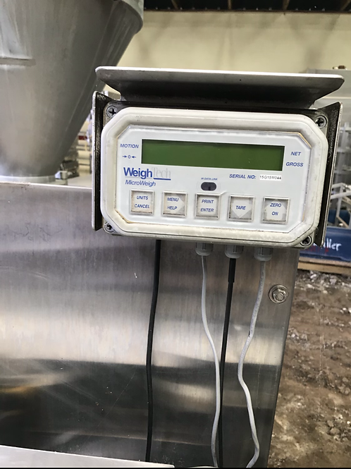 WEIGHTECH mircoWeigh Check Weigher Scale System Conveyor