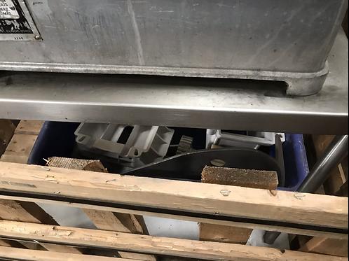 Super 54 Patty Machine - Aluminum Frame