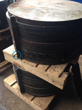 Special Packaging For Steel Flanges