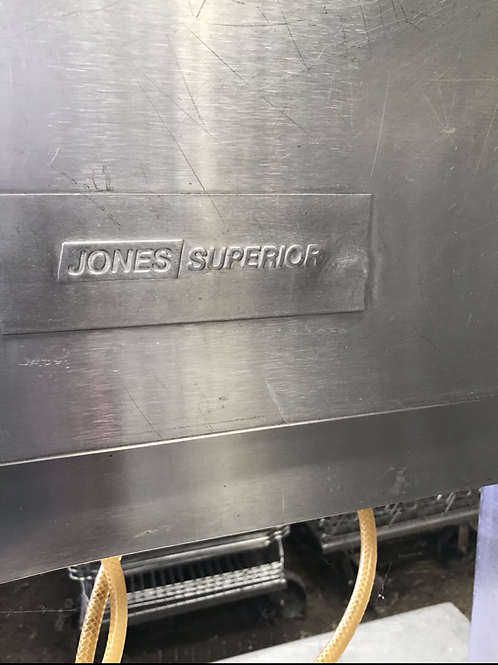 JONES SUPERIOR Meat Saw - All Stainless Steel