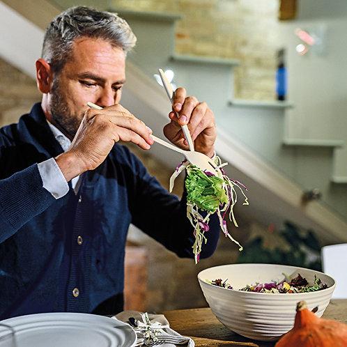 Posate insalata Tierra di Guzzini