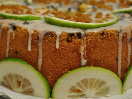 Chiffon Cake by Decora