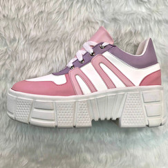 Mod: 4120 rosa/blanco
