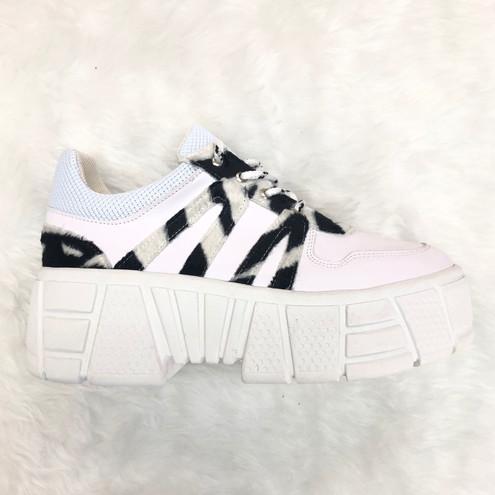 Mod: 4120 blanco/zebra