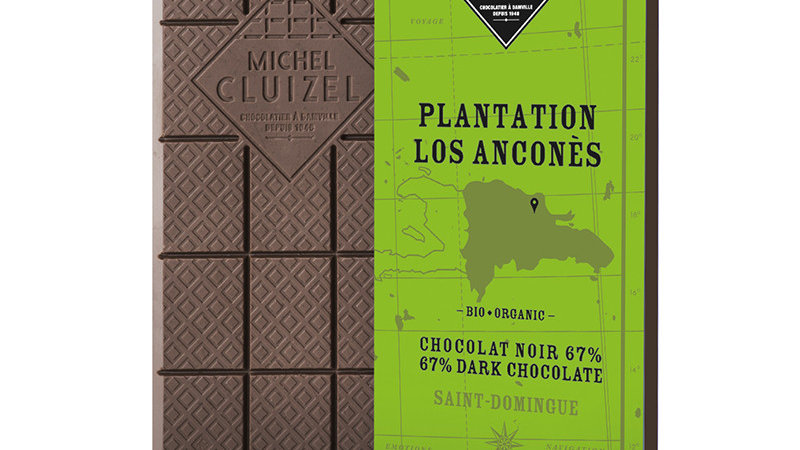 TABLETTE CHOCOLAT NOIR LOS ANCONES 70GRS