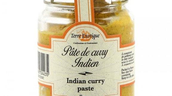 PATE DE CURRY INDIEN 60GRS