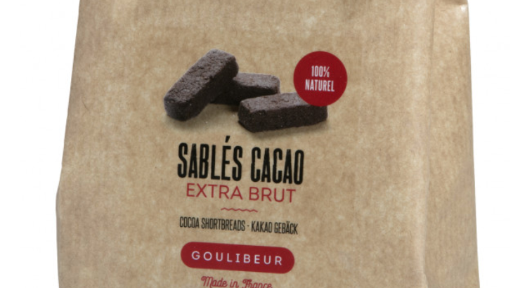 SABLE CACAO EXTRA BRUT 100GRS