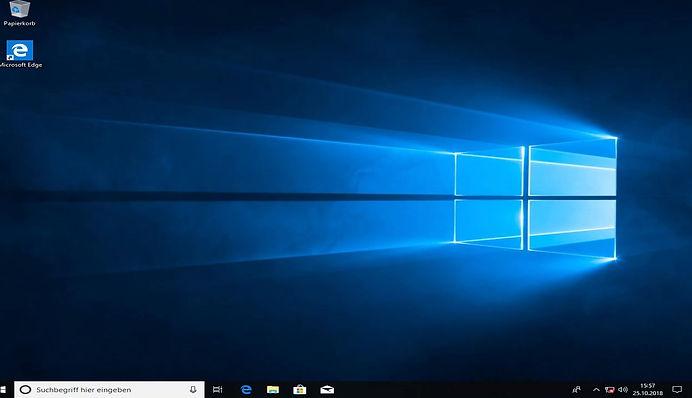 Windows 10 über OS zurücksetzen