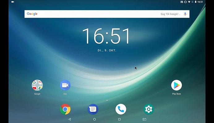 Android 8 auf Werkseinstellung zurücksetzen