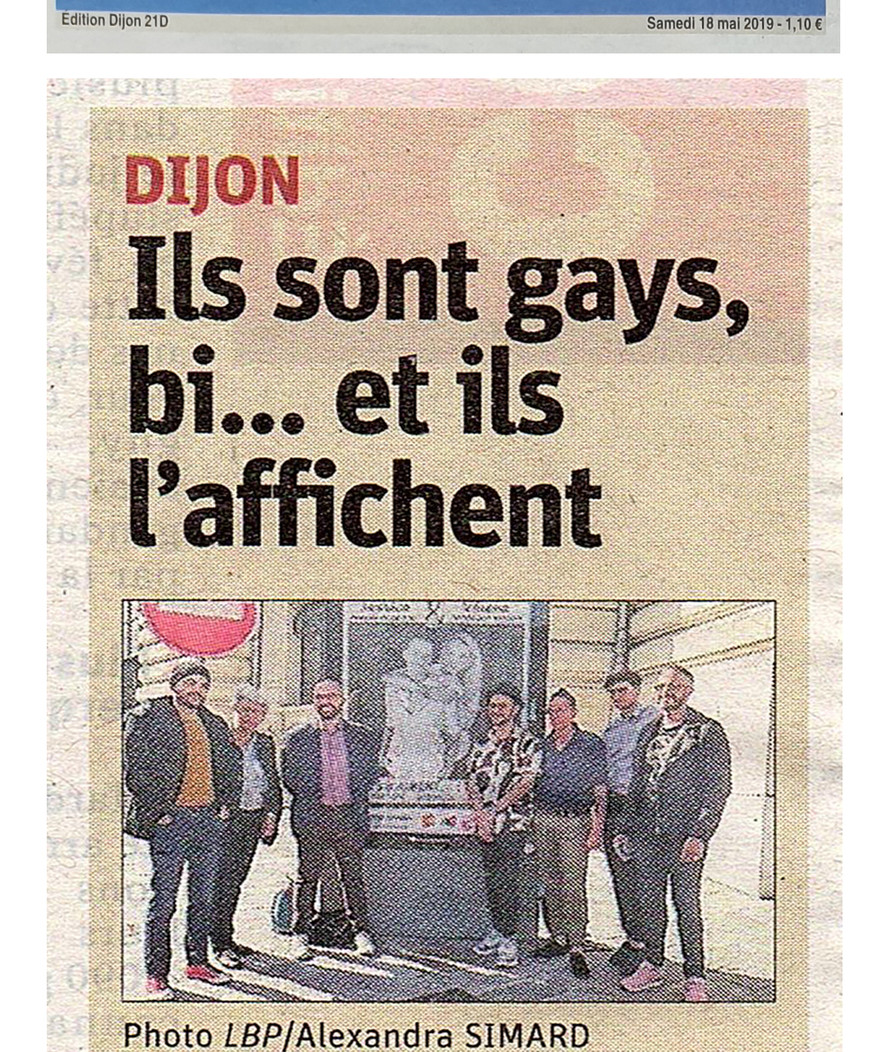 Article du Bien Public 18 Mai 2019