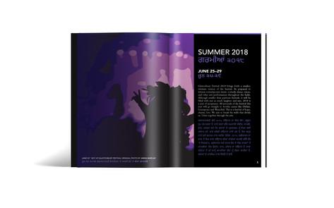 Festival Description Page