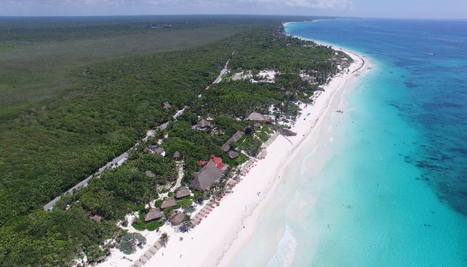 Where to Stay in Tulum – Tulum Beach Strip or Tulum Town?
