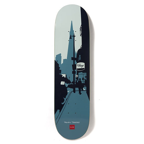 CHOCOLATE TERSHY CLASSICS CITY DECK 8.25''