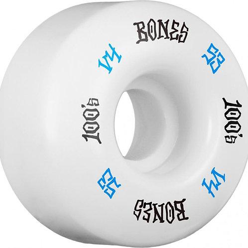 BONES OG 100'S WHEELS V4 53MM