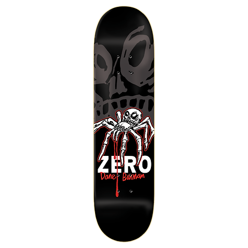 ZERO BURMAN INSECT DECK 8.25''