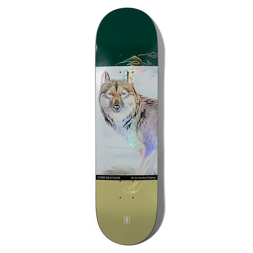GIRL KENNEDY ECOL OG DECK 8.25''