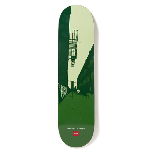 CHOCOLATE ALVAREZ CLASSICS CITY DECK 8''
