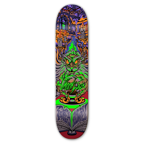 THANK YOU TOREY WIZARD DECK 8.12''